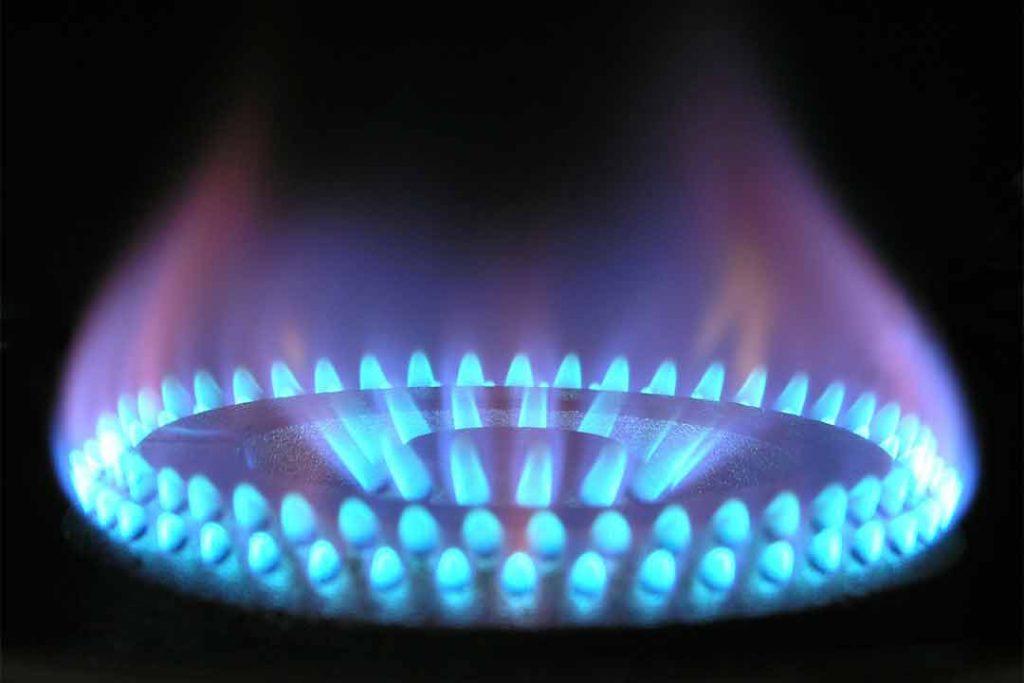 El calor de una estufa - ejemplos de energía térmica