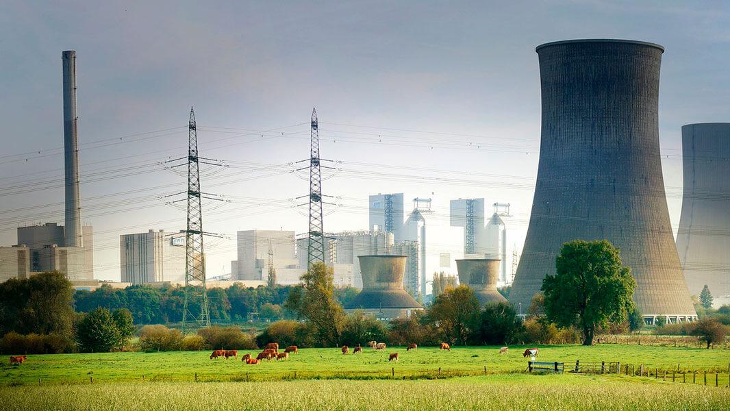 energia nuclear ejemplos