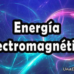 energia electromagnetica definicion