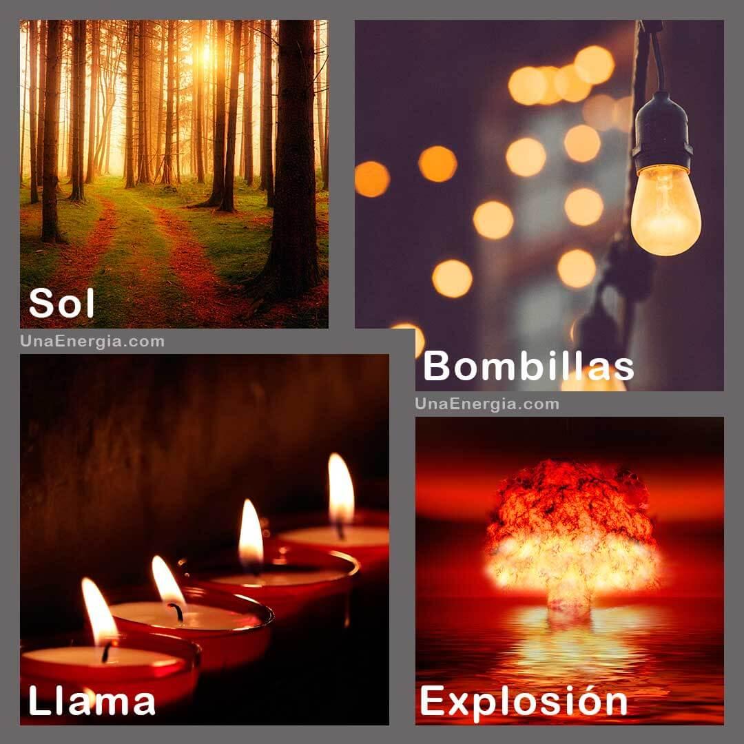 energia luminosa fuentes de obtencion