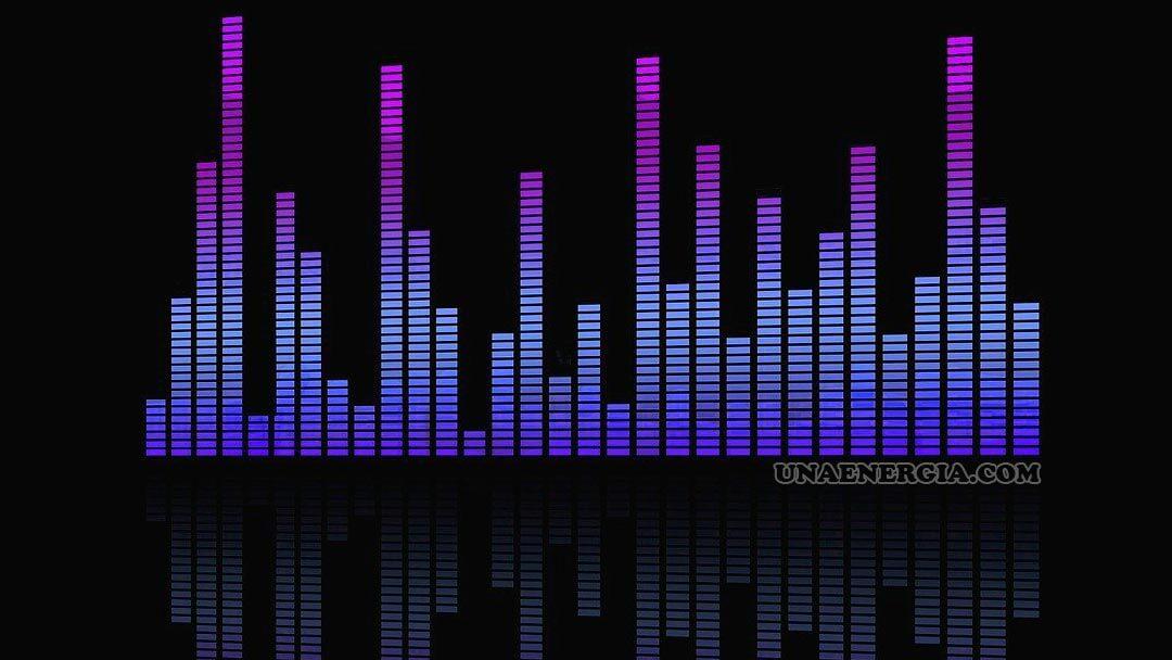 cual es la energia sonora